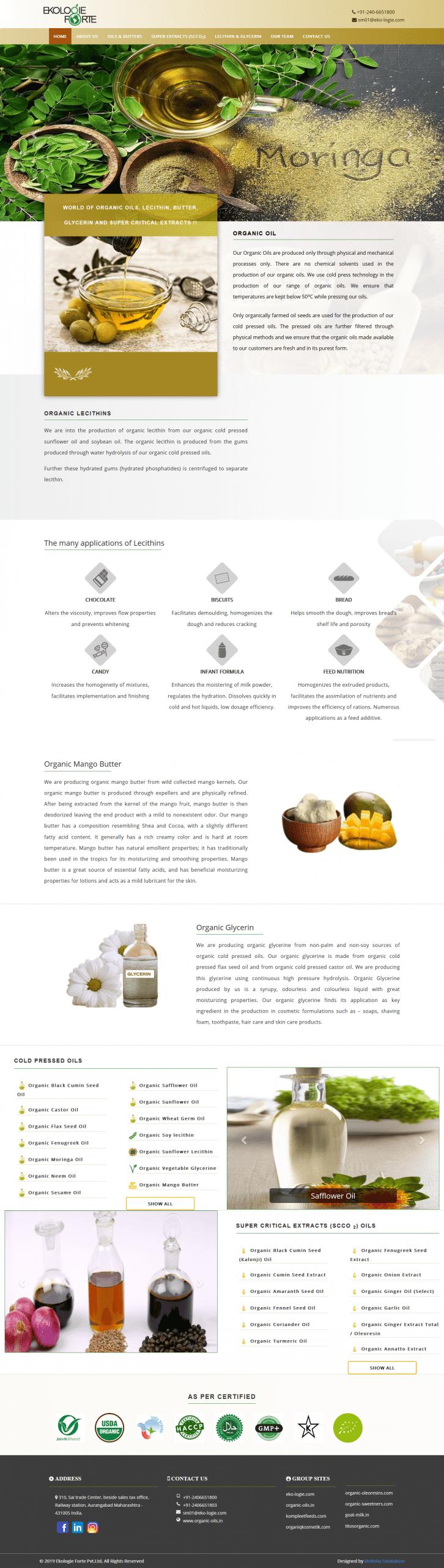 Website design and web development company Aurangabad